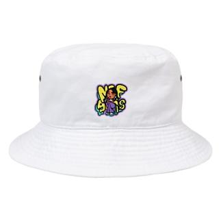NEF girls Momo Bucket Hat