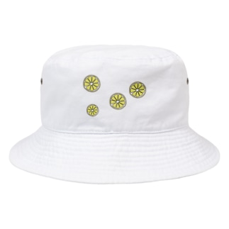 レモン Bucket Hat