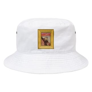 叫び! Bucket Hat