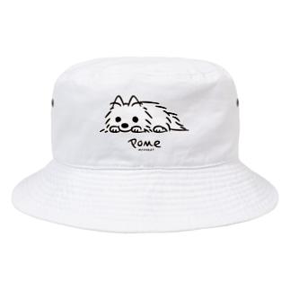 いつでも待機中 Bucket Hat