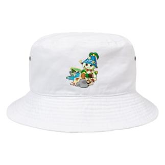 夏モン Bucket Hat