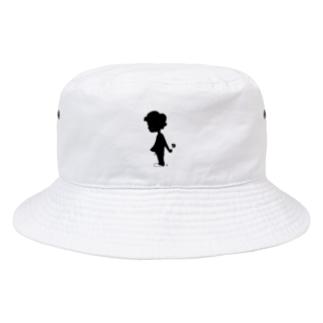 ジョエル 影 Bucket Hat