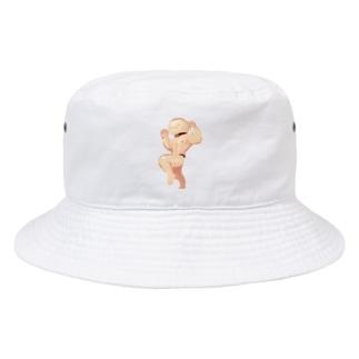 らがぁまんとお出かけ Bucket Hat