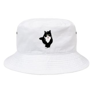 ベロだしウッキー Bucket Hat