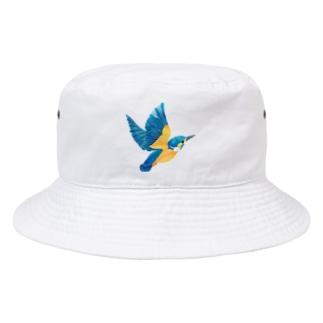 カワセミ Bucket Hat