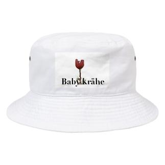 """""""Ann"""" バケットハット / Baby Krähe Bucket Hat"""