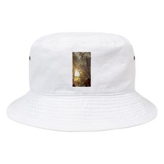 ススキ Bucket Hat