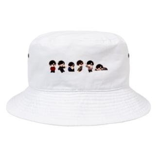 ちびある's Bucket Hat