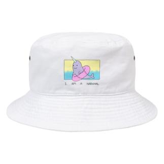 イッカク Bucket Hat
