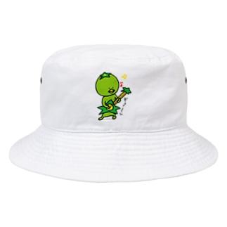 ギタリストかぱお Bucket Hat