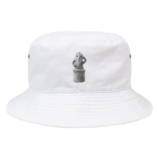 踊る埴輪さん Bucket Hat
