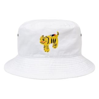 Yusuke このり虎 Bucket Hat