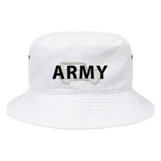 U.S.ARMYなジムニー Bucket Hat