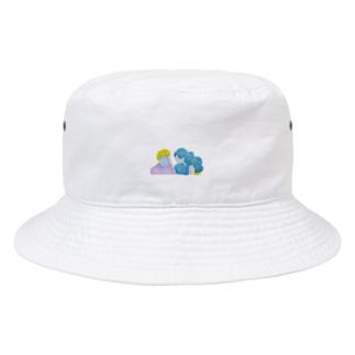 rainy Bucket Hat
