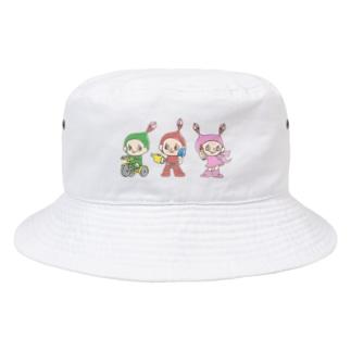 エースター Bucket Hat