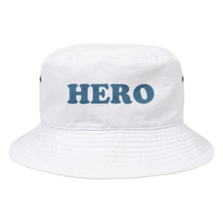 HERO 英雄・ヒーロー Bucket Hat