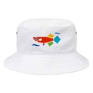 JMAロゴのみ Bucket Hat