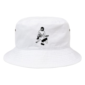 CONTRA MATCH#6 Bucket Hat