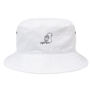 ライトスポット Bucket Hat