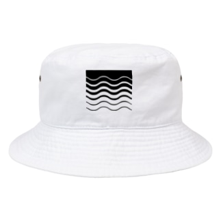 SW-黒 Bucket Hat