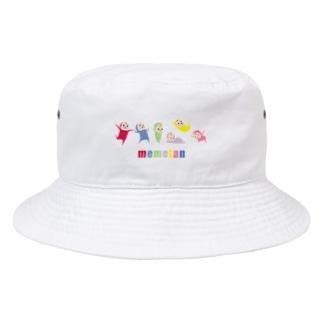 カラフルめめたん02 Bucket Hat