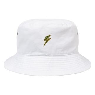 迷彩柄BOLT Bucket Hat