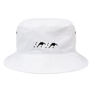 なみなみ Bucket Hat