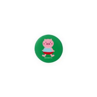ぶーさん Badges