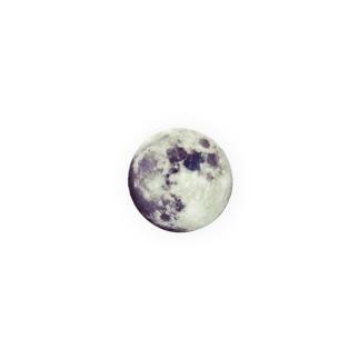 月鉱石 :32mm 缶バッジ