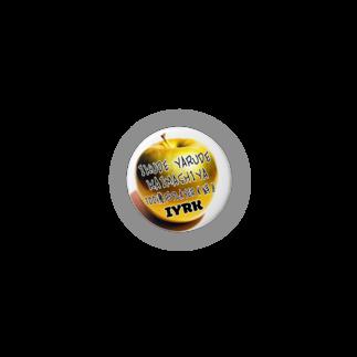 IYRK≪絆≫のIYRK 缶バッジ