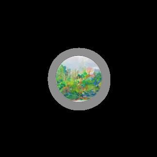 Staの新宿御苑 Badges