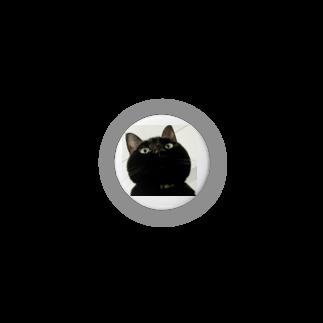 nkmap17の上から舞茸ブラック Badges