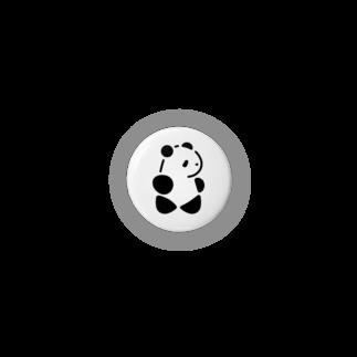 SIRO%(しろぱーせんと)のSIROPANDA缶バッジ(B) Badges