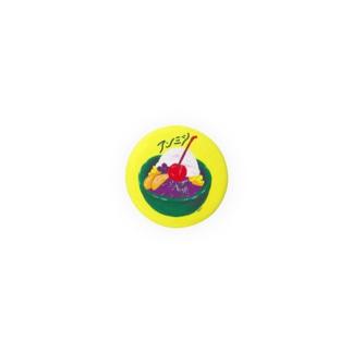アンミツ【あんみつラーメン】 Badges