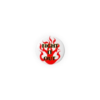 FIGHT IT OUT Badges