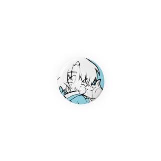 朝暮飛羽・ユルイノ/だっこ Badges