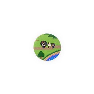 ポメ村さんの冒険 RPG Badges