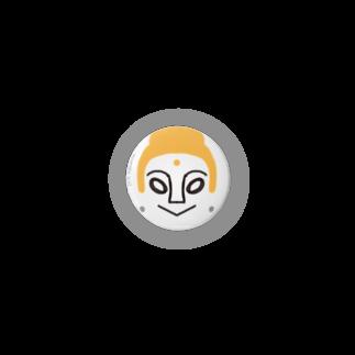 カワモトトモカ@仏像イラストレーターの誕生仏くん2019モデル Badges