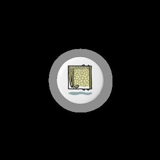 岩間創作室の四角いアメマス Badges