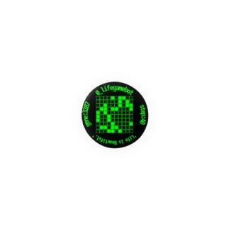 @_lifegamebot g:3287 s:40 缶バッジ