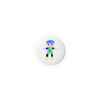 ☆コヒゲームズグッズショップ☆のコヒアーチャー (VER 2.0) 缶バッジ