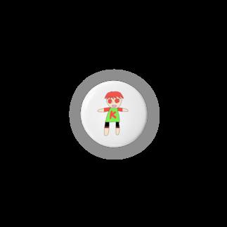 ☆コヒゲームズグッズショップ☆のコヒ剣士 (VER 2.0) 缶バッジ
