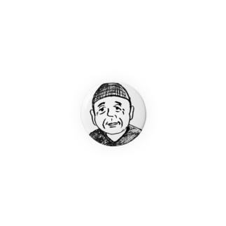 おじさん 010 Badges