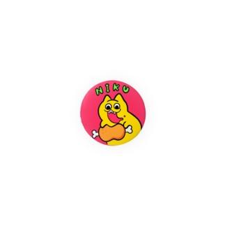 NIKU&NEKO Badges