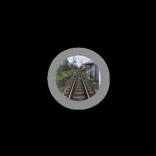 ADO15   〜貴様ら全員令和送りだ〜の街中の線路 Badges
