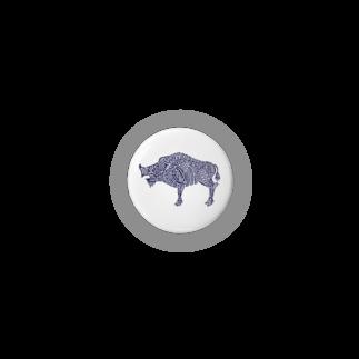 ヴンダーカンマーの亥 Badges