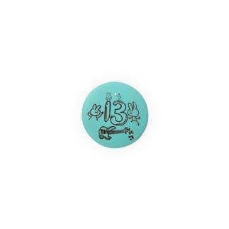 13 Badges