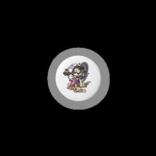 真空管✤の◇『月光菩薩さん』 Badges