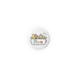ゆゆ丸のりょう◎ Badges