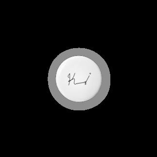 KummyのKummyロゴタイプ Badges